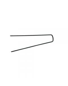 Maurer edilizia chiodi a U per telo lunghezza mm 165 in blister da 20 pezzi - 10 blister