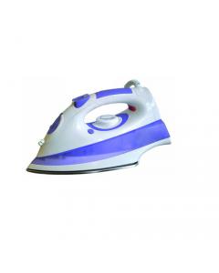 Maurer ferro da stiro piastra in acciaio inox pulsante spray pulsante vapore termostato regolabile serbatoio trasparente 2000 watt