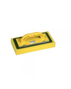Maurer frattone con spugna intercambiabile per lavare pavimenti e rivestimenti dopo la stuccatura mm 290 x 150 x 40