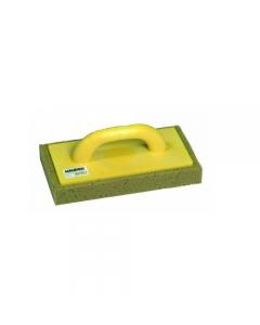 Maurer frattone con spugna per lavare pavimenti e rivestimenti dopo la stuccatura dimensioni mm 290 x 140,05 x 40