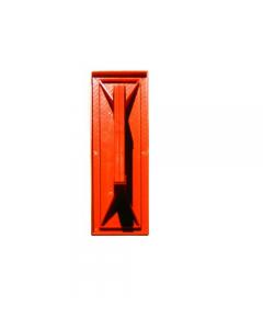 Maurer frattone in polistirolo colore arancio mm 450 x 150