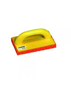 Maurer frattone in polistirolo con gommaspugna colore arancio grosso dimensioni m 240 x 120 spessore mm 18