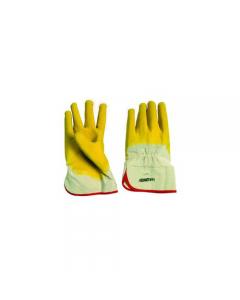 Maurer guanti da lavoro in gomma antitaglio con manichetta taglia 10
