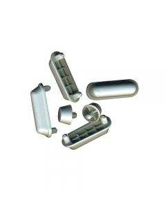 Maurer kit paracolpi per sedile wc kit 6 pezzi