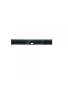 Maurer lama di ricambio per raschietto con manico lungo di dimensioni mm 100 x 14. Set di 10 pezzi. Prezzo riferito a 10 set (100 lame).