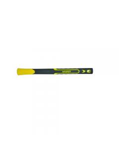 Maurer manico per martello e martellina da muratore in fibra di vetro lunghezza cm 36