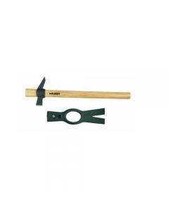 Maurer martello per carpentiere con calamita manico in legno