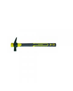 Maurer martello per carpentiere con manico in fibra di vetro peso 300 grammi