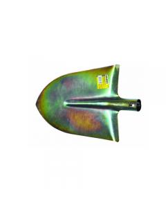 Maurer N. 00 Attrezi per edilizia. Badile a punta con spalla rinforzato in acciaio tropicalizzato dimensioni cm 29 x 28,5