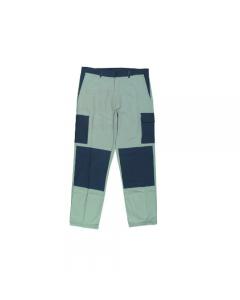 Maurer Nemo abbigliamento da lavoro edilizia pantalone bicolore multitasche