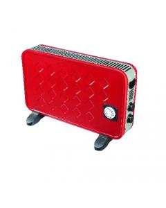 Maurer Paxoi termoconvettore a pavimento turbo cm 63,5 x 14,5 x h 43,5