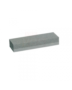 Maurer pietra per affilare ad olio. Doppia grana. mm 150 x 50 x 22. 10 pezzi.
