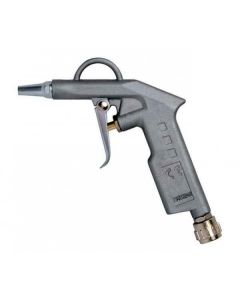 Maurer pistola per soffiaggio a canna corta. Alluminio sabbiato. Prezzo riferito a 5 pezzi (minimo vendibile). Codice EAN 8000071940061 .