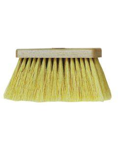 Maurer plafone in fibra di tampico senza manico con supporto in legno per catrame