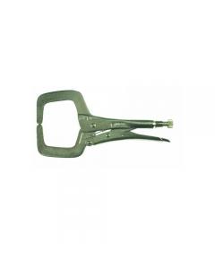 Maurer Plus pinza grip regolabile con ganasce a C mm 280 x 42. In acciaio al cromo vanadio.
