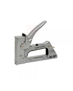 Maurer Plus TS5545C fissatrice manuale per cavi elettrici e telefonici di sezione mm 5,5. Corpo in metallo. Punti n. 14 - 15.