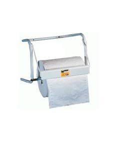 Maurer portarotolo carta per asciugare le mani a muro tubolare diametro 20 mm verniciato a polveri epossidiche