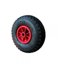 Maurer ruota pneumatica per carrelli nucleo in polipropilene