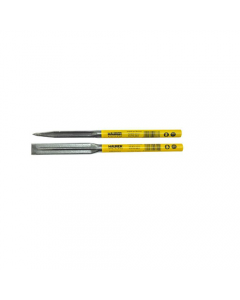 Maurer scalpello nervato per muro in acciaio temperato C45 riaffilabile