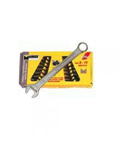 Maurer serie di chiavi combinate in acciaio al cromo vanadio