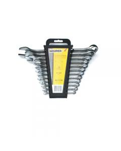 Maurer serie di chiavi combinati in acciaio al carbonio