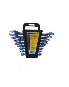 Maurer serie di chiavi fisse in acciaio al carbonio.