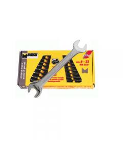 Maurer serie di chiavi fisse in acciaio al cromo vanadio