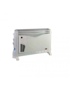 Maurer Siros termoconvettore turbo cm 16 x 68 x h 46