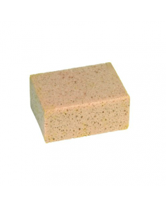 Maurer spugna per muratore Hydrocell tabacco in poliestere mm 150 x 110 x 65