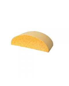 Maurer spugna per muratore in cellulosa colore giallo mm 200 x 80 x 55