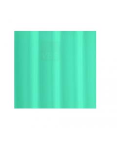 Maurer tenda per doccia colore azzurro completa di ganci di fissaggio in tessuto poliestere impermeabile