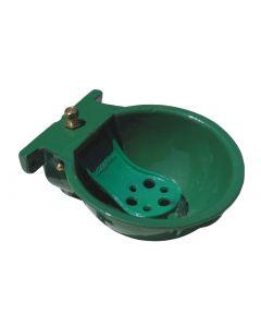 Mec attrezzature zootecniche abbeveratoio per bovini in ghisa smaltata verde