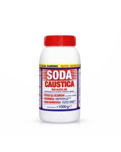 Merten soda caustica a scaglie flacone 1 kg