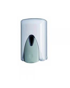 Metaform Wave dispenser distributore per sapone da bagno sistema push antigoccia