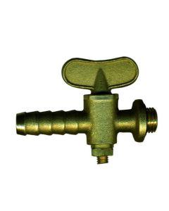 Metal Pi irrorazione rubinetto pronospero in ottone per tubo da mm 10