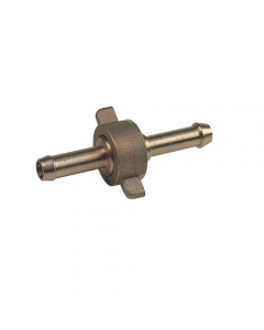 Metal Pi portagomma 3 pezzi per tubo irrorazione in ottone