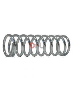 Molla zincata di ricambio per transpallet idraulico Gs Basic