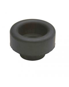 Morsetto bicchierato per impianto di scarico in plastica in gomma morbida nera per collegamento utenze ad impianti di scarico - 25 pezzi