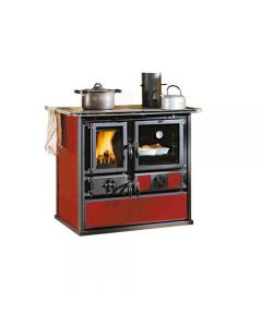 Nordica Extraflame cucina a legna modello Rosa