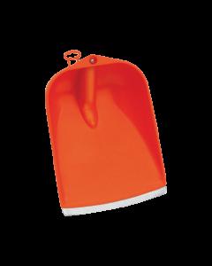 Novital pala multiuso in plastica pesante con lama senza manico cm 35 x 29