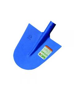 Ofas N. 2 Attrezzi per edilizia. Badile a punta tonda a norme DIN. In acciaio al boro temperato. Dimensioni cm 27 x 27,5 peso 0,9 kg. 6 pezzi