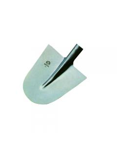 Ofas N. 2 Attrezzi per edilizia. Badile a punta tonda dimensioni cm 27 x 27,5 peso 0,9 kg. 5 pezzi