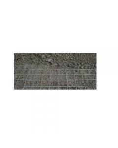 Pannello zincato per massetti in cemento in rete elettrosaldata mm 50 x 50 per rinforzo di pavimenti civili e industriali dimensioni cm 100 x 200