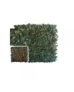 Papillon arella sintetica foglie di acero. Traliccio in legno estensibile, con foglie di acero in tessuto plastificato colore verde scuro. Dimensioni metri 1 x 2. Ideali per ricoprire balconi. EAN 8000071931380