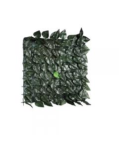 Papillon arella sintetica foglie di lauro metri 1 x 3. Schermatura totale composta da foglie in tessuto plastificato, sostenute da una rete in plastica a maglia quadra con applicazione rete ombreggiante. 80 grammi / metro quadrato. EAN 8000071931328