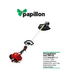 Papillon PBK45 decespugliatore motore 2 tempi Euro 2 45,4 cc