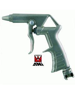 """pistola di soffiaggio """"ani"""" in alluminio aria compressa per compressore"""