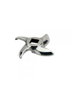 Reber coltello per tritacarne T12 T22 in acciaio inox