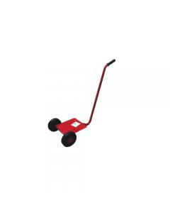 Rover carrello per elettropompa da travaso ruote diametro mm 125