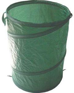 Sacco per la raccolta di foglia ed erba ideale per giardini, cortili, aree a verde. Con maniglie, capacità 90 litri